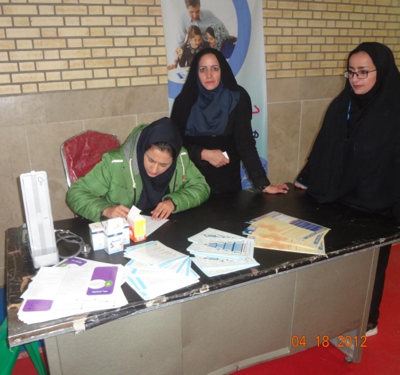 تصاویر همایش پیاده روی خانوادگی در وزوان۱۹ بهمن ۱۳۹۷