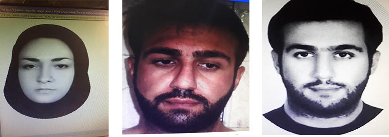 خودکشی سارق مسلح قبل از دستگیری | تصویر همدستان سارق منتشر شد