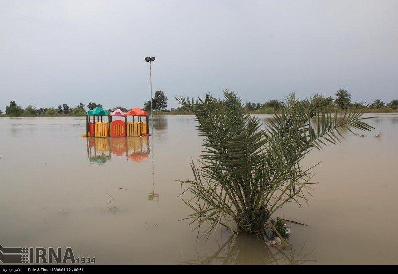 استاندار خوزستان: ۶ شهر باید به سرعت تخلیه شوند