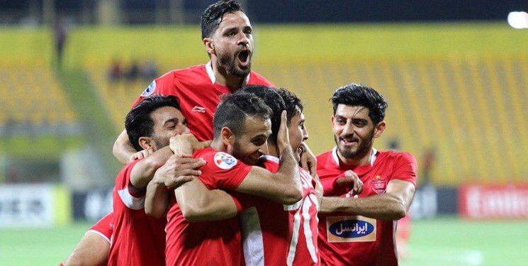 پرسپولیس ۲ – الاهلی عربستان ۰ | پرسپولیس به جدول مسابقات برگشت