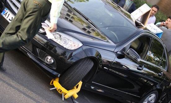 خودروها با دو تخلف همزمان توقیف میشوند