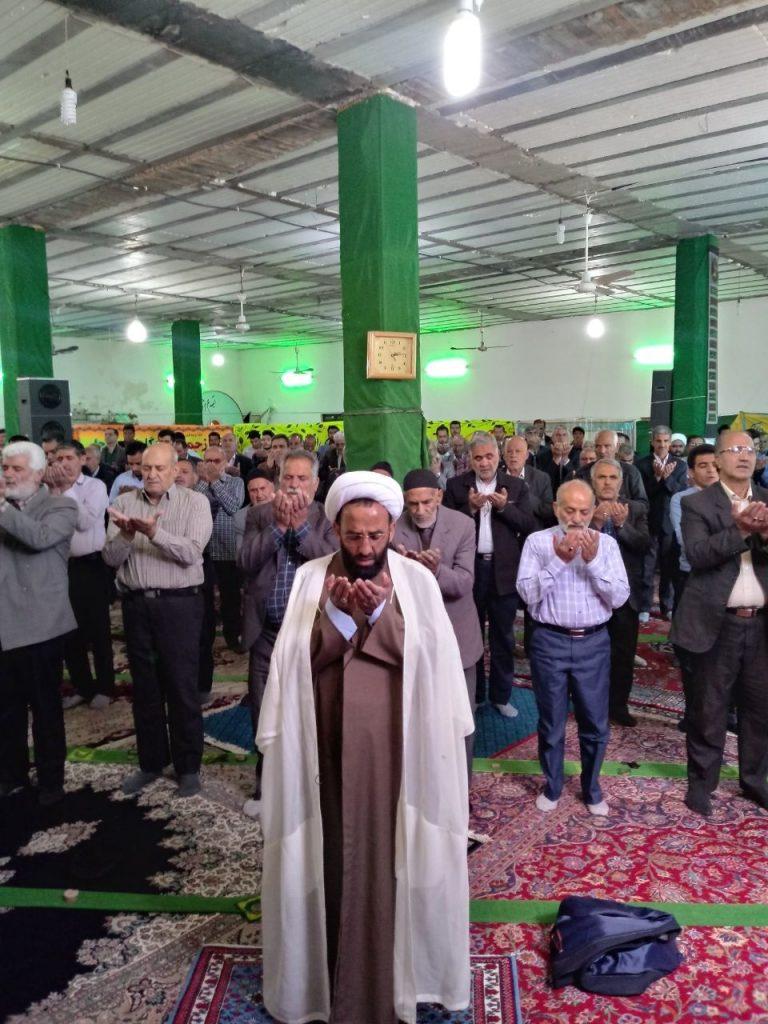 گزارش خطبه های نماز جمعه شهر وزوان  ۱۶ فروردین ۹۸