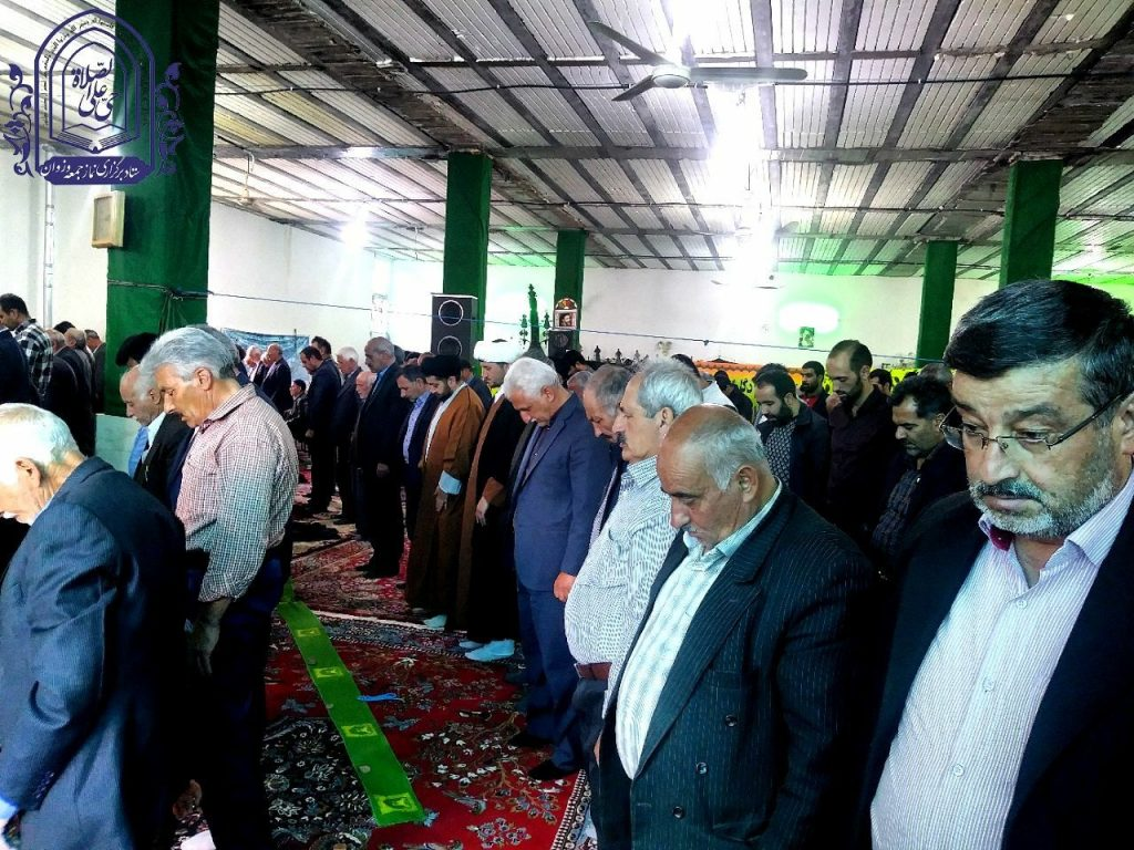 گزارش خطبه های نماز جمعه شهر وزوان  ۶ اردیبهشت ۹۸