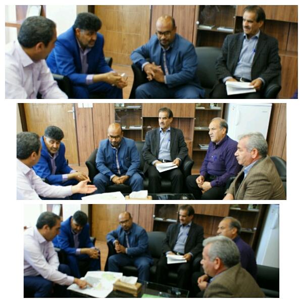 شهرداری وزوان: جلسه ی شهرک صنعتی وزوان میمه