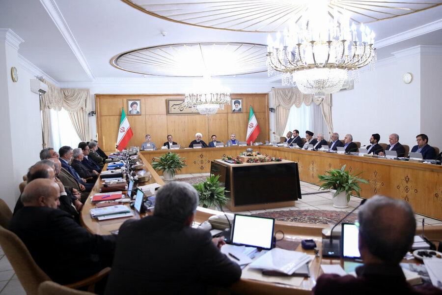روحانی: توطئه القای رویگردان بودن ایران از مذاکره را شکستیم | آماده مذاکرهایم اگر…