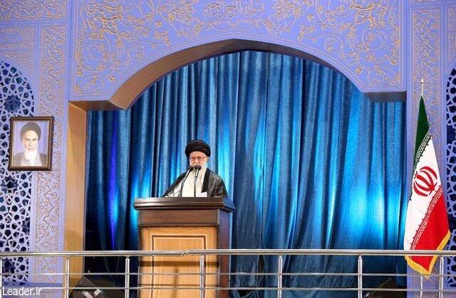 رهبر معظم انقلاب در خطبههای نمازجمعه تهران: پاسخ موشکی سپاه و تشییع میلیونی سردارسلیمانی از ایام الله است | دشمن از حادثه هواپیما خوشحال شد| باید قوی شویم