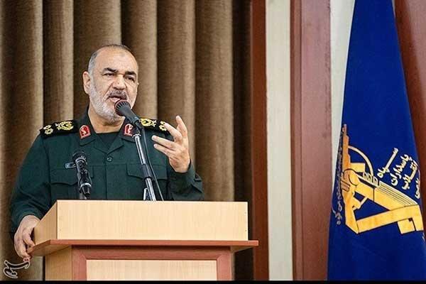    فرمانده سپاه: کشور را به سمت هیچ جنگی نمیبریم | از هیچ جنگی نمیترسیم