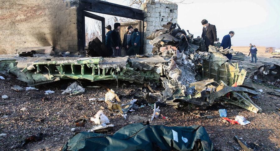 واکنش مهم مقام نظامی اوکراین به هدف قرار گرفتن بوئینگ ۷۳۷ توسط موشک