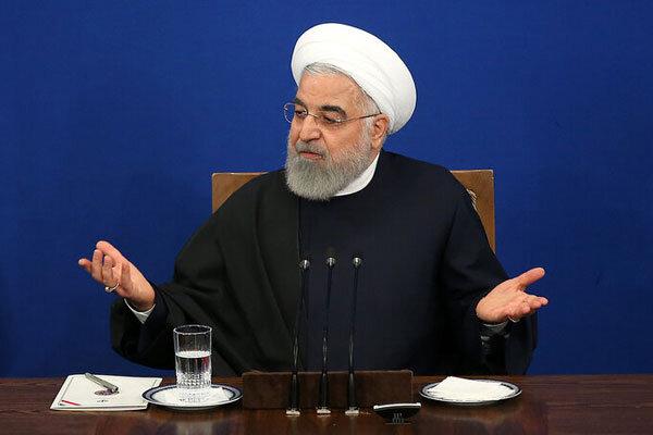 پاسخهای روحانی درباره استعفا، سقوط هواپیما، کشتههای حوادث آبان و مکانیزم ماشه | انتخابات را زیرسوال نبردم