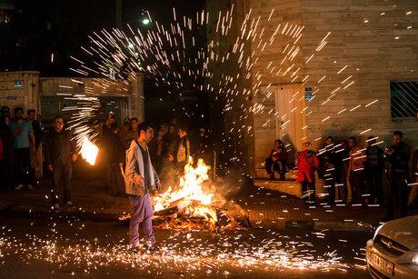 ارائه درخواست قرنطینه شهرها در چهارشنبه سوری | افزایش احتمال ابتلای حادثهدیدگان به کرونا