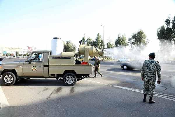 استقرار نیروی زمینی ارتش در گلوگاههای ۶ استان کشور