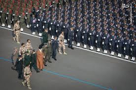پیام وزوان آنلاین  به مناسبت گرامیداشت روز ارتش