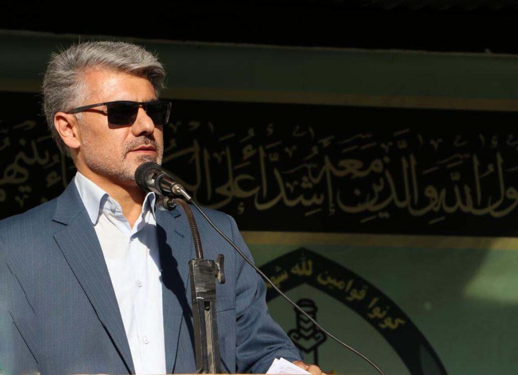 پیام تبریک فرماندار شهرستان شاهین شهر و میمه به مناسبت هفته نیروی انتظامی