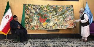 جواد چهراضی مدیر اداره میراث فرهنگی گردشگری و صنایع دستی شهرستان:پرده خوانی دونفر از اهالی شهر وزوان به عنوان پرده خوان گنجینه زنده بشری ثبت شده اند.